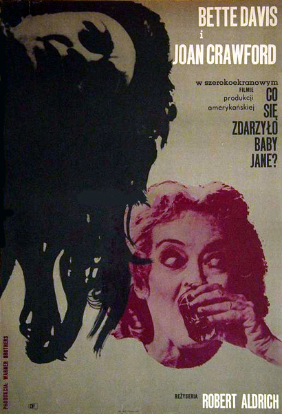 Whatever Happened To Baby Jane Poster